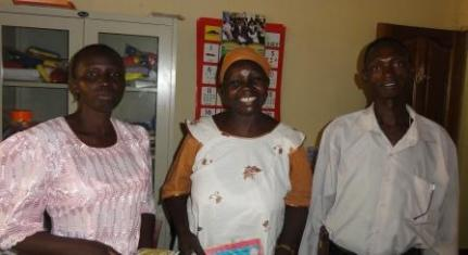 South Sudan teachers are gaining qualifications for the first time