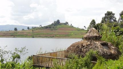 Lake Bunyoni Uganda eco travel Africa