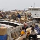 South Sudanese 'returnees' have gathered en mass at Kosti - there is already 22,